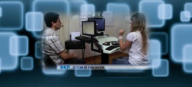 Sistema de Evaluación Psicofísica para conductores